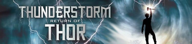 Adventures of Thunderstorm Return of Thor