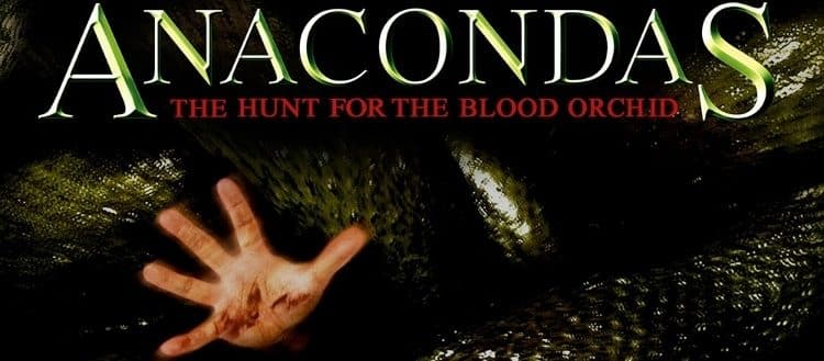 Anacondas The Hunt for the Blood Orchid poster