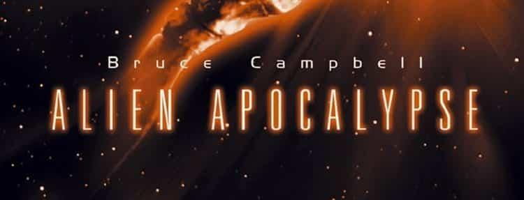 alien apocalypse poster