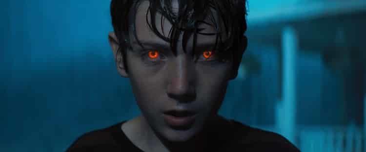 Evil Superman: Brightburn (Jackson A. Dunn) stars in Screen Gems' BRIGHTBURN.