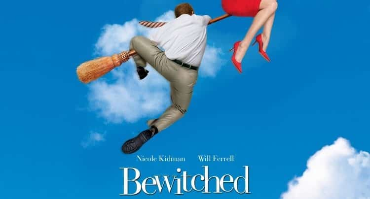 bewitched 2005 poster