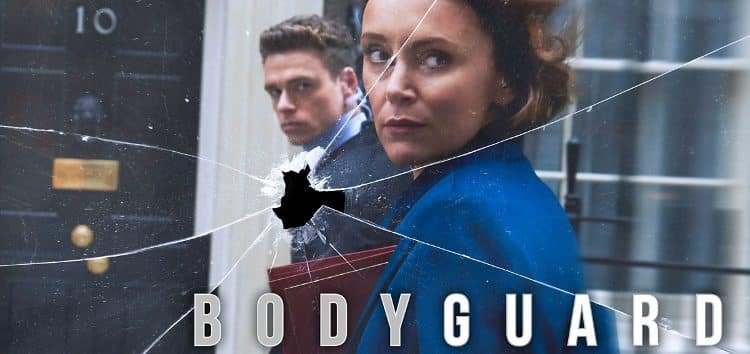 bodyguard tv show poster