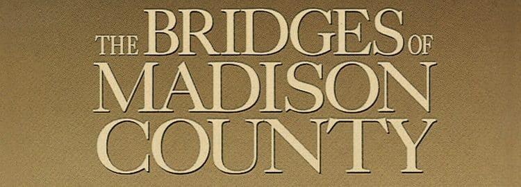 bridges of madison county poster