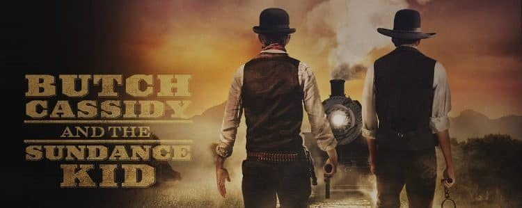 butch and sundance poster