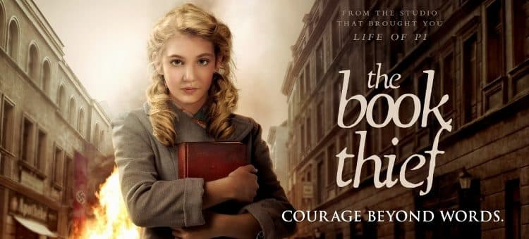 the book thief poster