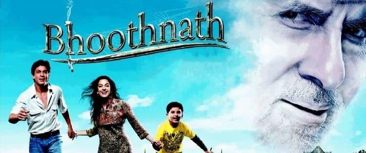 bhoothnath poster