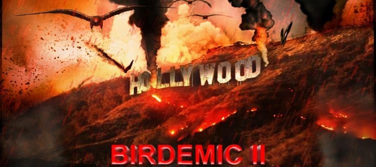 birdemic 2 the resurrection poster