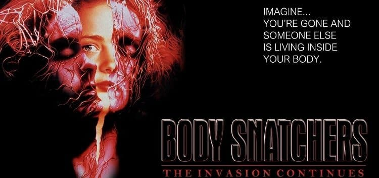 body snatchers 1993 poster