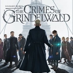 Fantastic Beasts and Where to Find Them: The Crimes of Grindelwald
