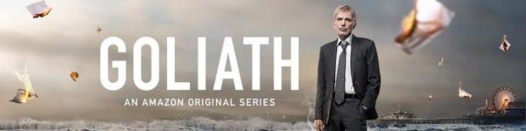 goliath season 1 poster