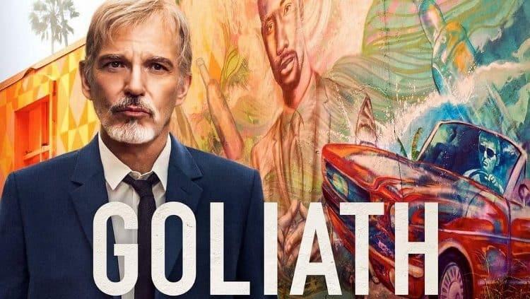 goliath season 2 poster