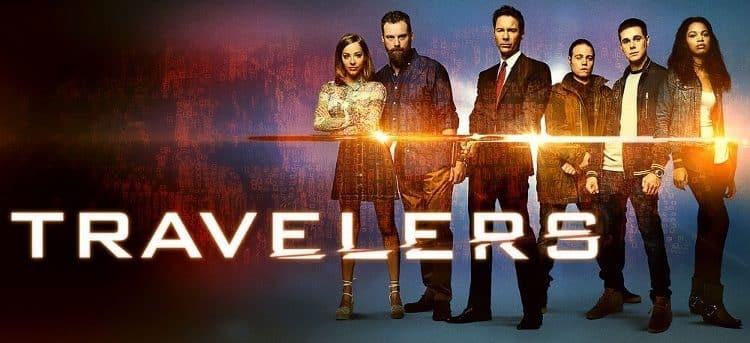 travelers season 3 poster