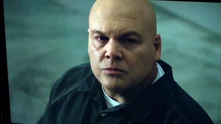 Vincent D'onofrio as The Kingpin in Netflix's Daredevil