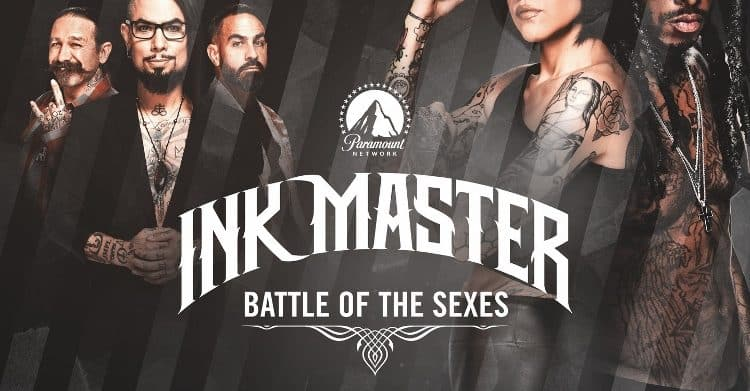 ink master battle of the sexes poster