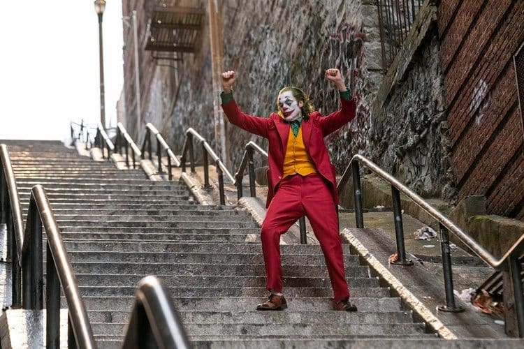 Joaquin Phoenix in The Joker (2019)