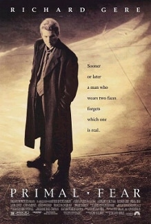 primal fear small poster