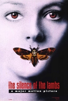 silence of the lambs small poster