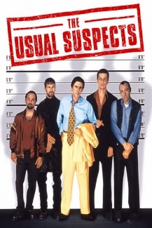 usual suspects small poster - one of our scary movies