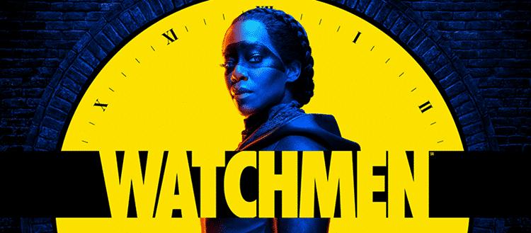 Watchmen (2019) poster