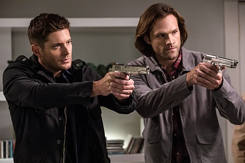 Monster Hunters: Sam and Dean Winchester in Supernatural
