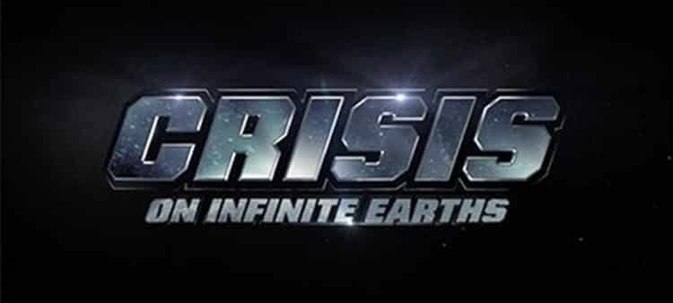 Crisis on Infinite Earths - CW poster