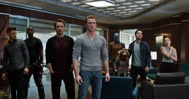 Best Superhero Movie: The Avengers were in it