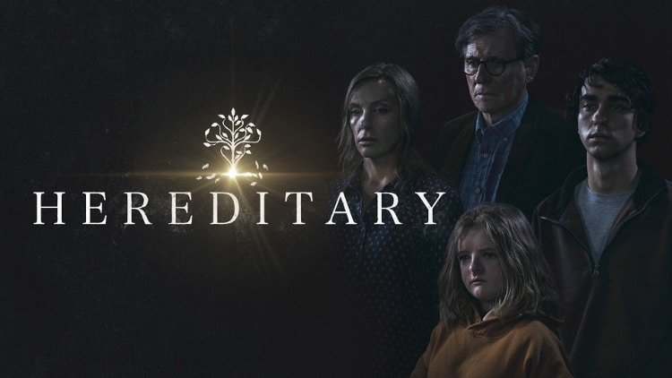 Hereditary Starring Toni Collette and Gabriel Byrne | Movie Rewind