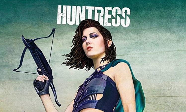 Huntress by DC Comics