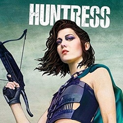 Huntress: Who is The Avenging Archer?