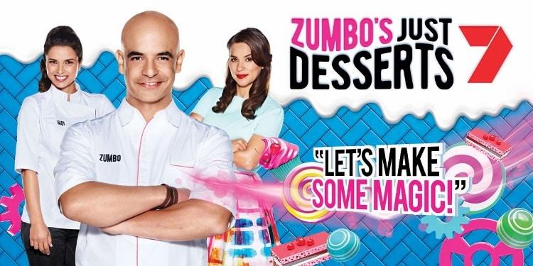 zumbo's just desserts season 1 poster