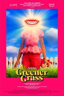 grass is greener small poster
