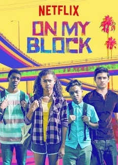 on my block small poster