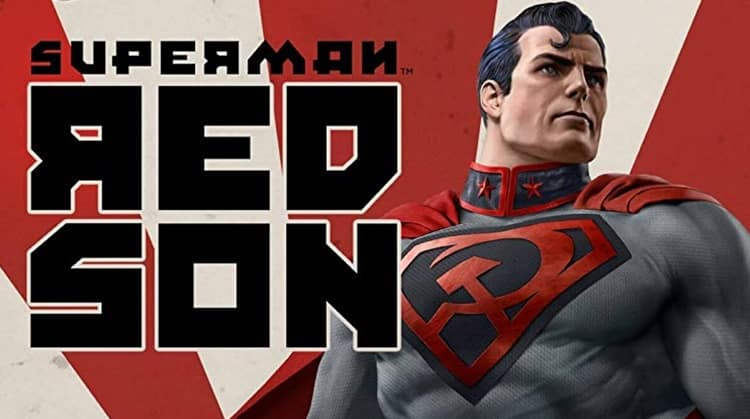 Superhero Alternate Universe example: superman red son