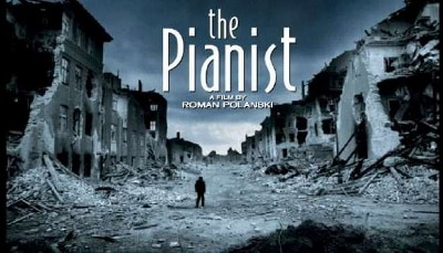 the pianist small poster