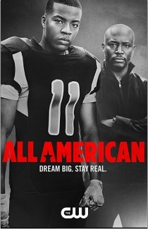 all american small poster