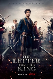 letter for the king small poster