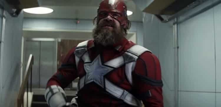 Red Guardian (David Harbour) in Black Widow.