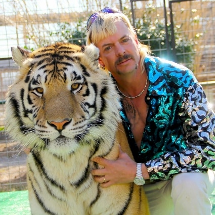 Joe Exotic from The Tiger King
