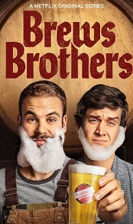 brews brothers small poster