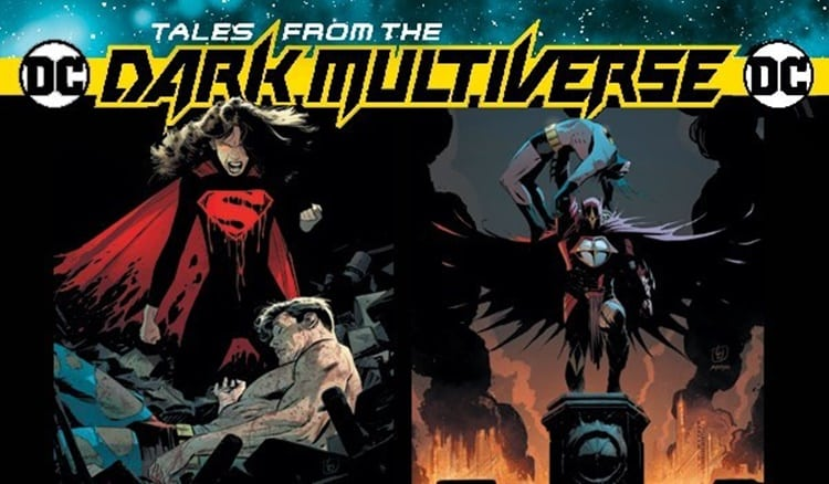 Tales from the Dark Multiverse cover