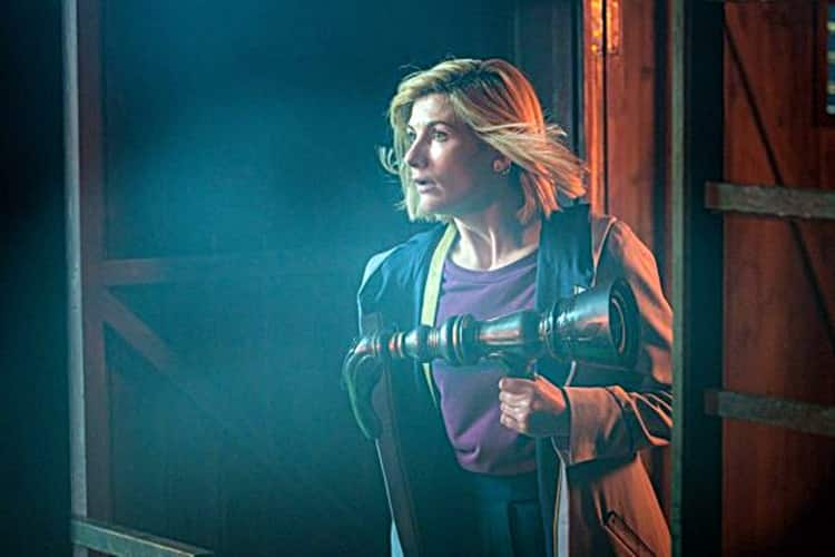 Our top alien superhero: Jodie Whittaker as The Doctor