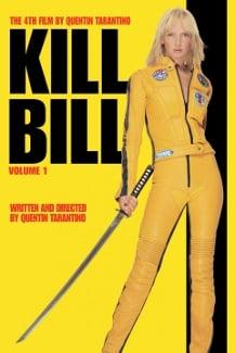 kill bill vol 1 small poster