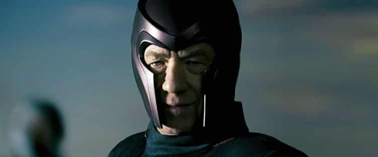 Magneto (Sir Ian McKellen) in X-Men: The Last Stand