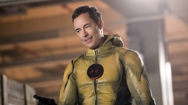Reverse Flash - courtesy of The CW