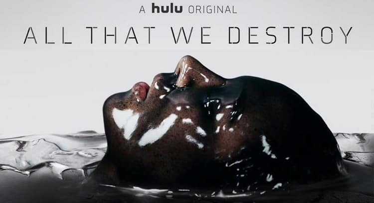 all that we destroy poster