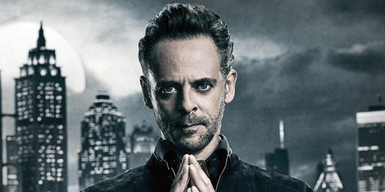 Ra's al-Ghul on Gotham played by Alexander Siddig