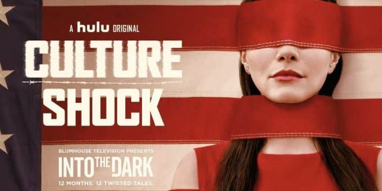 culture shock poster