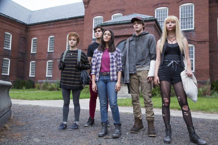 The New Mutants cast
