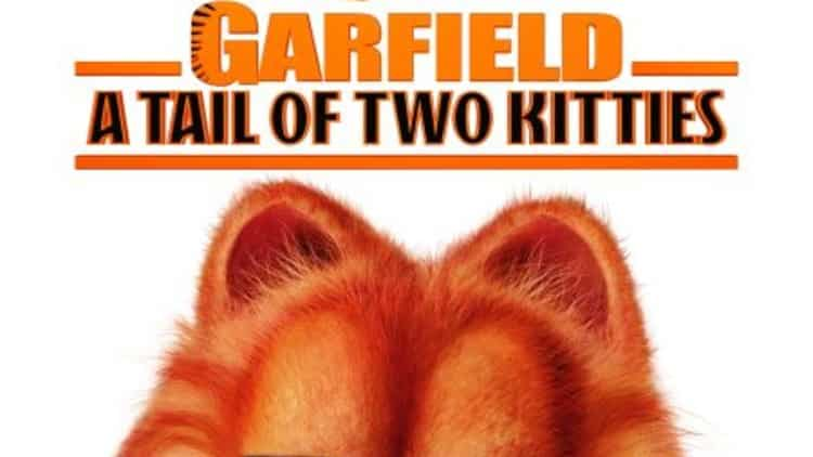 Garfield A Tale Of Two Kitties Review Movie Rewind