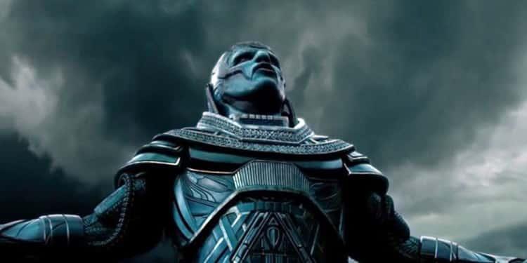 Apocalypse (Oscar Isaac) in X-Men:Apocalypse
